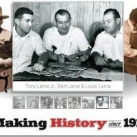 LA LEYENDA TONY LAMA (DE LUTO)