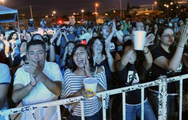 CIUDAD JUAREZ, CHIH., AGOSTO 10 DE 2014 //  Freeway, grupo Juarense de rock.