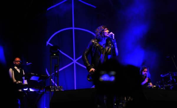 CIUDAD JUAREZ, CHIH., AGOSTO 12 DE 2014 //  Zoe en Concierto.