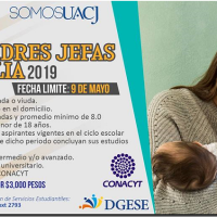 BECAS A MADRES JEFAS DE FAMILIA