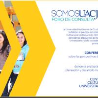 UACJ 2024: FORO DE CONSULTA