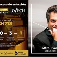 DIRECTOR CUBANO PARA LA FILARMÓNICA