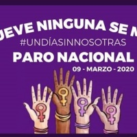 #ElNueveNingunaSeMueve EN EL CAMPUS