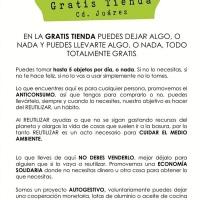 TODO GRATIS TIENDA, EN EL MERO CENTRO